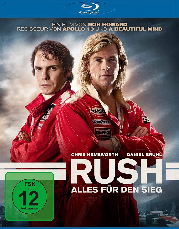 Rush - Alles für den Sieg  (Blu-ray) für 3,85€ (Dodax)