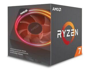 AMD Ryzen 7 2700X CPU BOX Prozessor, 8-Core, 3,7GHz, Socket AM4