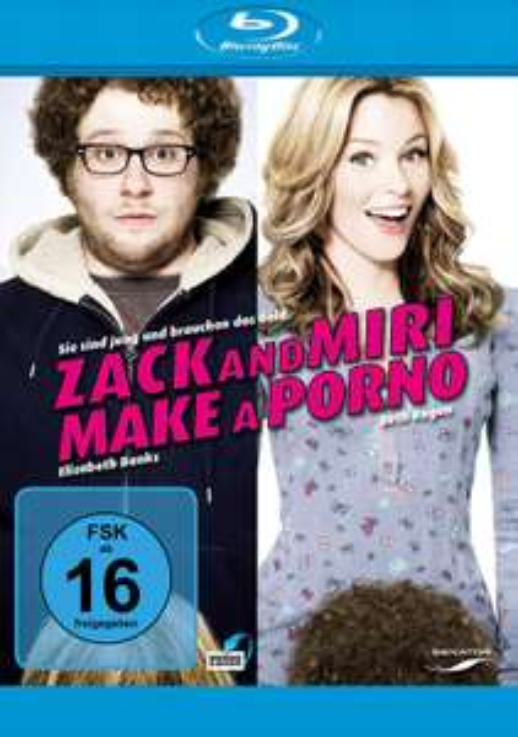 Zack and Miri make a Porno (Blu-ray) für 3,68€ (Dodax)