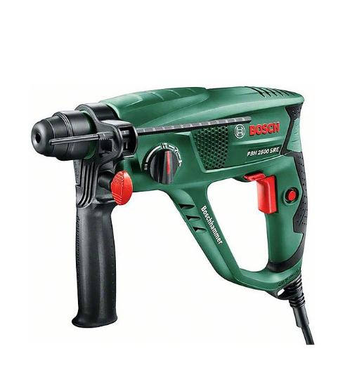 Bosch Bohrhammer PBH Universal+ 2500 SRE, 600 Watt