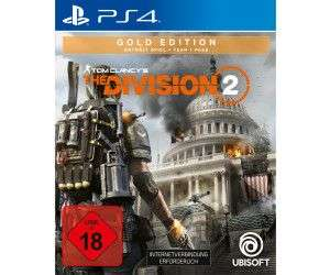 Tom Clancy's The Division 2 - Gold Edition - Playstation 4 [Saturn Abholung]
