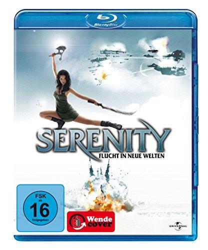 Serenity - Flucht in neue Welten (Blu-ray) für 4,99€ (Amazon Prime & Müller)