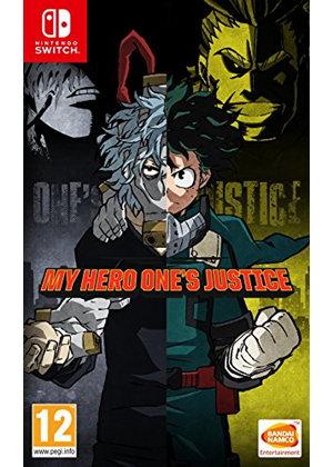 My Hero One's Justice (Switch) für 23,92€ (Base.com)