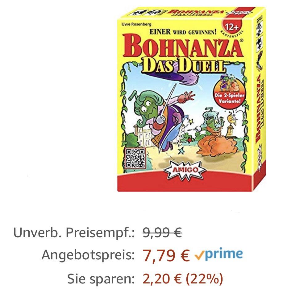 [Amazon Prime] Bohnanza - Das Duell von Amigo