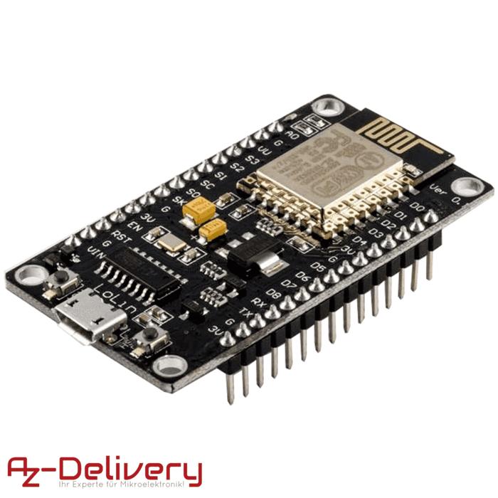 3x NodeMCU Lua Lolin V3 Modul mit ESP8266 12E