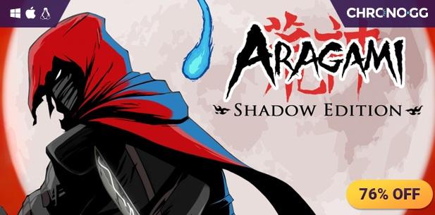 Aragami Shadow Edition (Steam) für 5,45€ & Aragami (Steam) für 2,72€ (Chrono.gg)