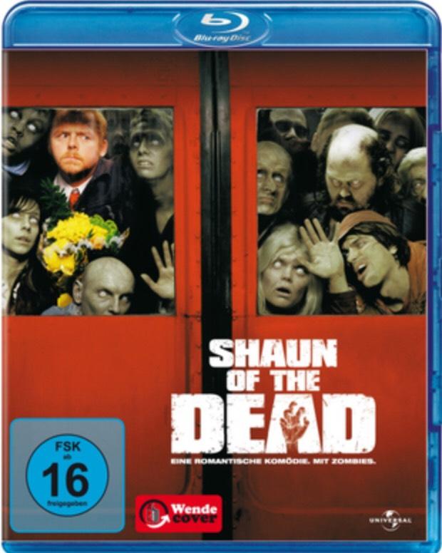 [dodax.de] Shaun of the Dead Blu-ray
