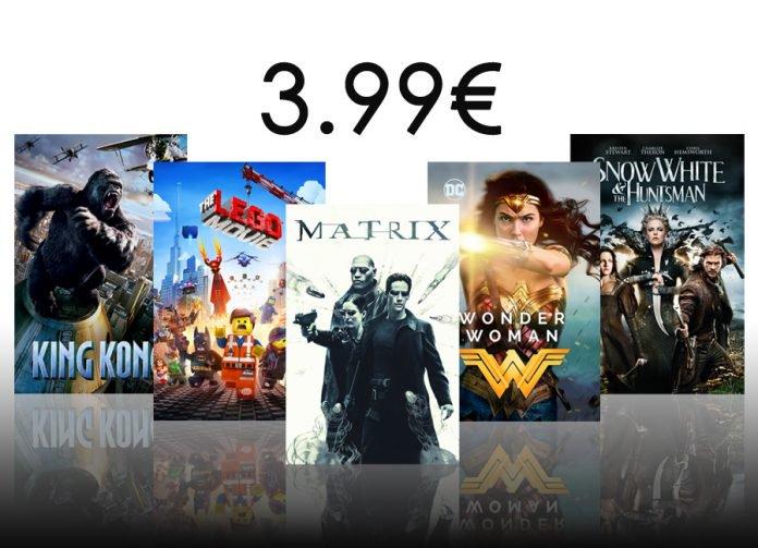 [iTunes.de]  UHD/4K Filme mit HDR zum Kaufen