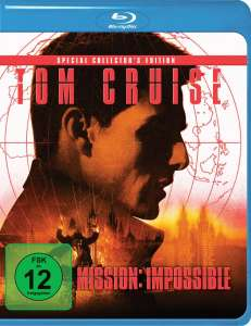 Mission: Impossible (Special Collector's Edition Blu-ray) für 3,95€ (Dodax)