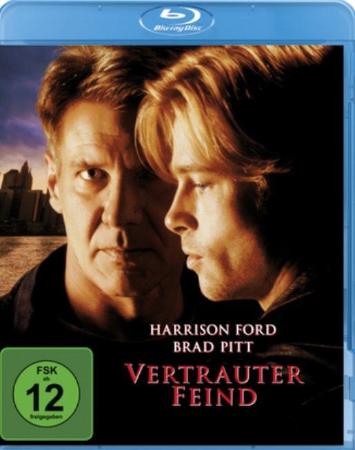 [dodax.de/dodax-ebay] Vertrauter Feind,  mit H. Ford und B. Pitt, Blu-ray