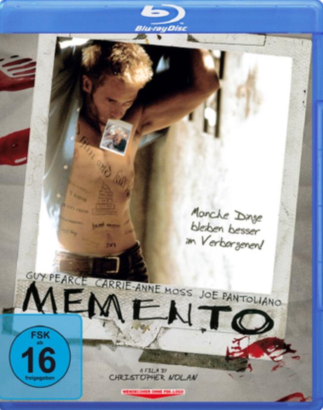 [dodax.de/dodax-ebay] Memento von Ch. Nolan, Blu-ray