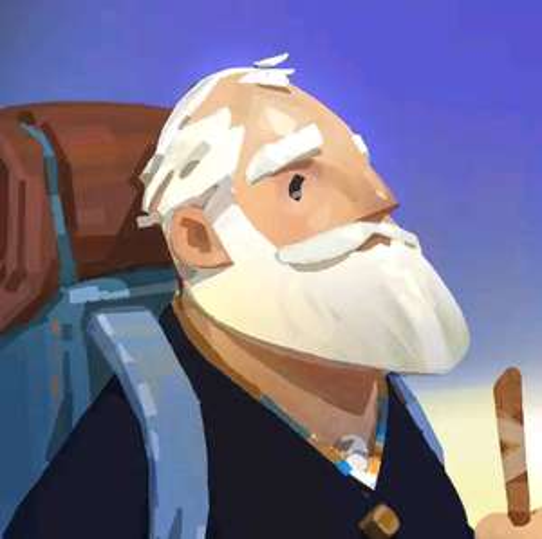 Old Man's Journey - Spiele-App (4,5* >50.000 Downloads)