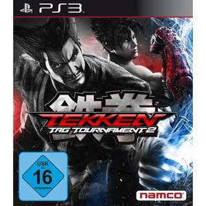Amazon Media Winterdeal des Tages: Tekken Tag Tournament 2  PS3 oder  Xbox 360 für 32,97€ ( + 10 EUR Fashion-Gutschein)