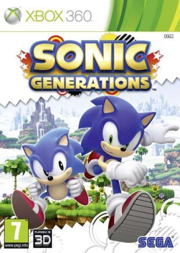 (UK) Sonic Generations [PS3/Xbox360] für umgerechnet ca. 12,35€ @Zavvi