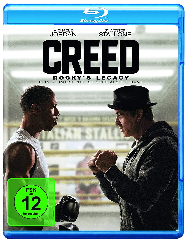 Creed - Rocky's Legacy (Blu-ray) für 4,21€ (Dodax)