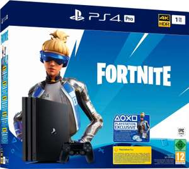 [Lokal: Media Markt Gütersloh] Sony PlayStation 4 (PS4) Pro 1TB Fortnite Neo Versa Bundle   Dyson V8 ORIGIN für 249€