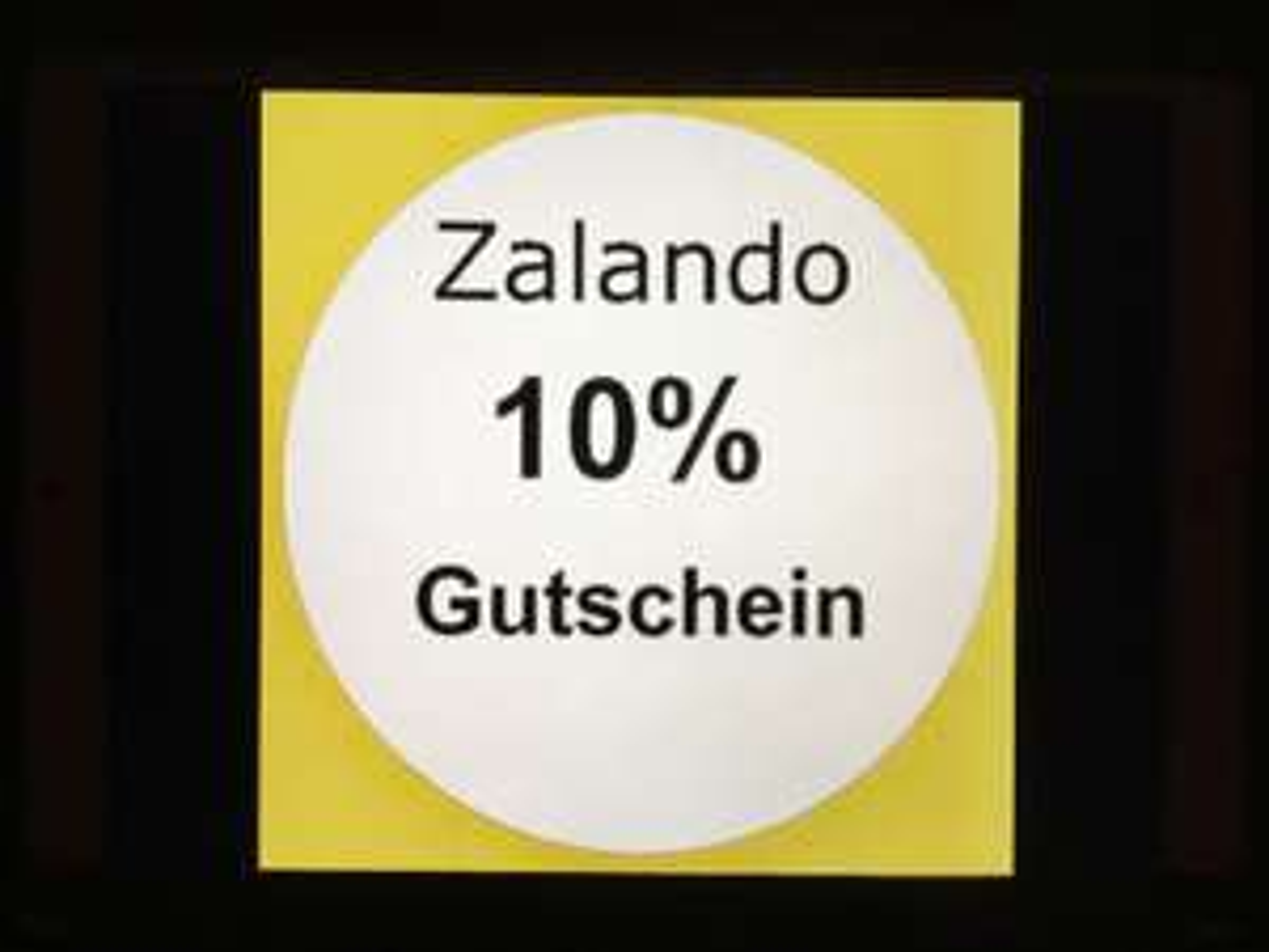10% Zalando Gutschein auf alles (auch Sale) mit 30€ MBW