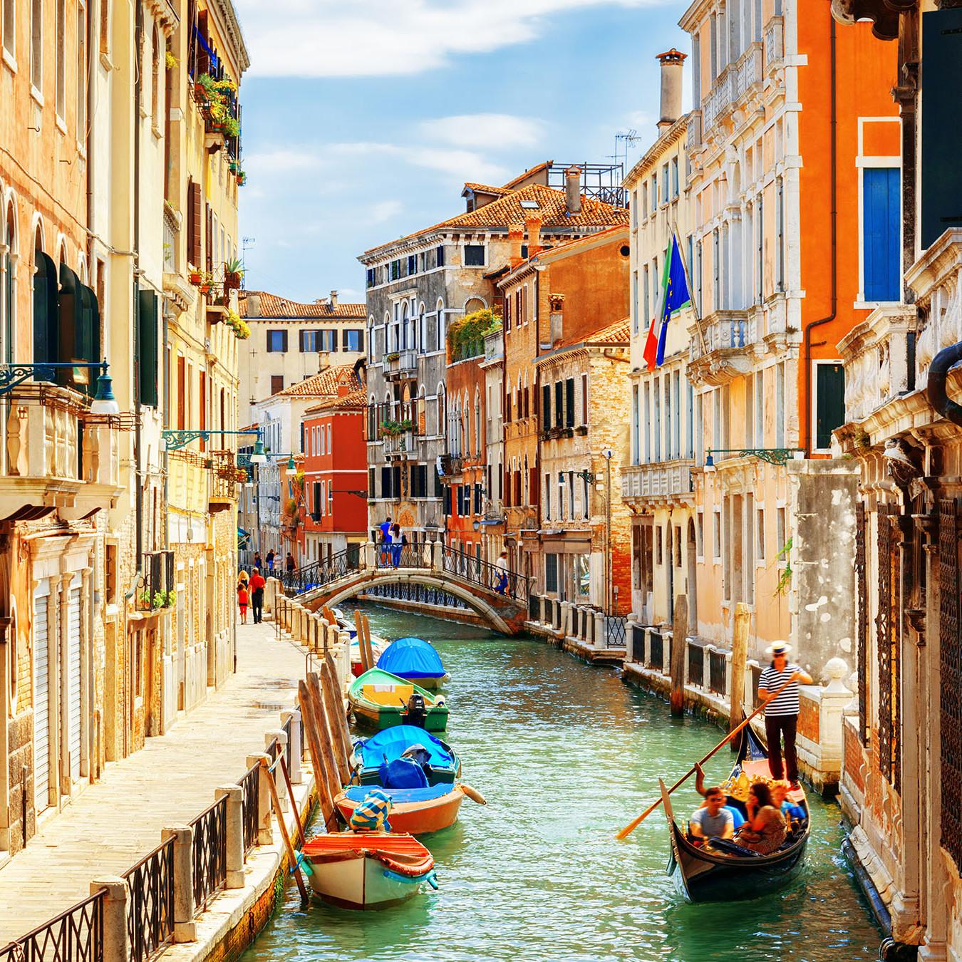 Flüge nach Venedig von Berlin, Frankfurt, Hamburg, Stuttgart und Köln (Oktober - November) hin und zurück ab 19,98€