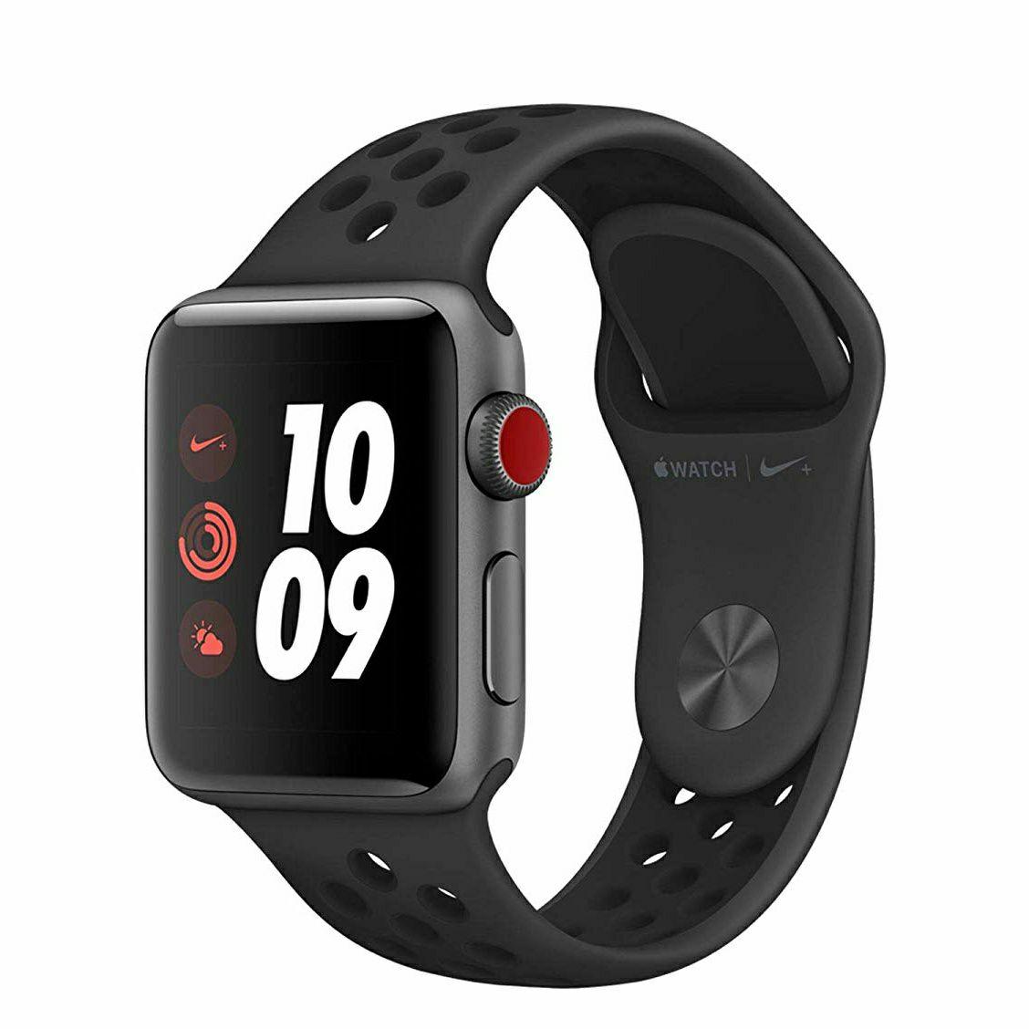 Apple Watch 3 Nike+ (GPS & Cell, 38mm, Alu)