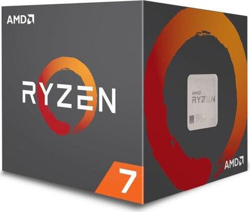 AMD Ryzen 7 2700 CPU (8x 3.20GHz, boxed) für 159€ [Galaxus]