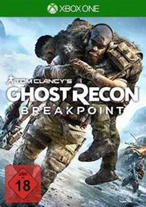 Ghost Recoon Breakpoint