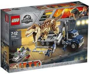 LEGO Jurassic World - 75933 T - Rex Transport