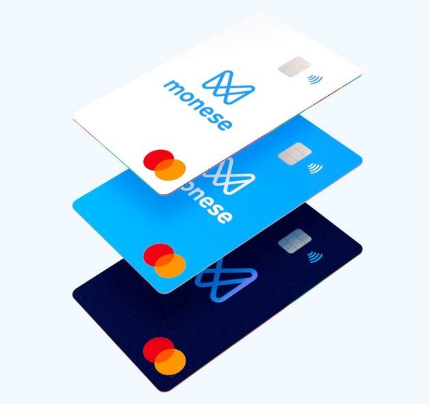 Kostenlose Monese Prepaid-Kreditkarte mit 15€/15€ KwK-Aktion [ohne Schufa]
