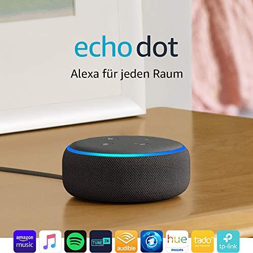Echo Dot 3. Gen. NEU für 29,99€