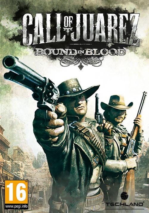 Call of Juarez: Bound in Blood (Steam) für 1,87€ (GamersGate)