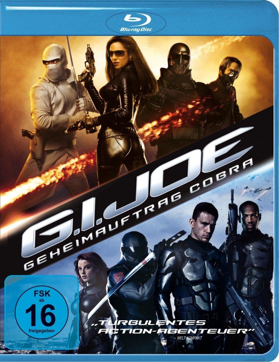 G.I. Joe - Geheimauftrag Cobra (Blu-ray) für 3,68€ (Dodax)