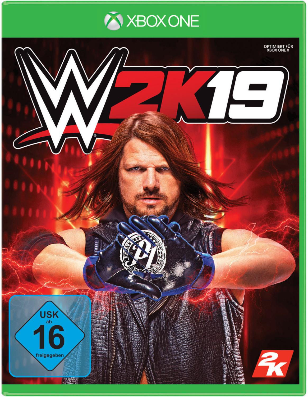 WWE 2K19 (Xbox One) für 7,99€ (Müller)