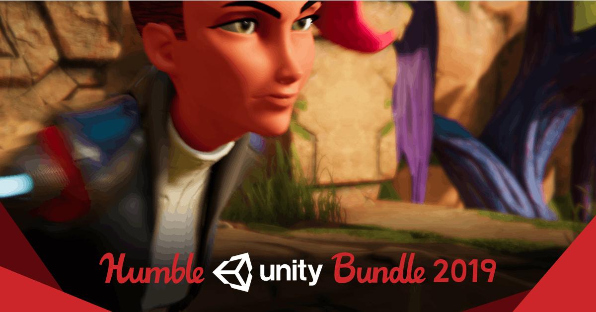 Humble Unity Bundle 2019 - u.A. mit PlayMaker und Unity Learn Premium