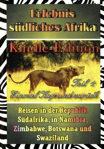 """Gratis Ebook """"Südafrika. Einmal Kap und zurück"""""""