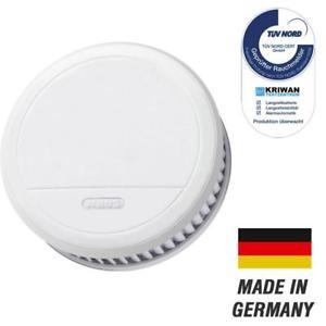 (eBay WOW) ABUS RM23 Rauchmelder Brandmelder Hitzewarnmelder