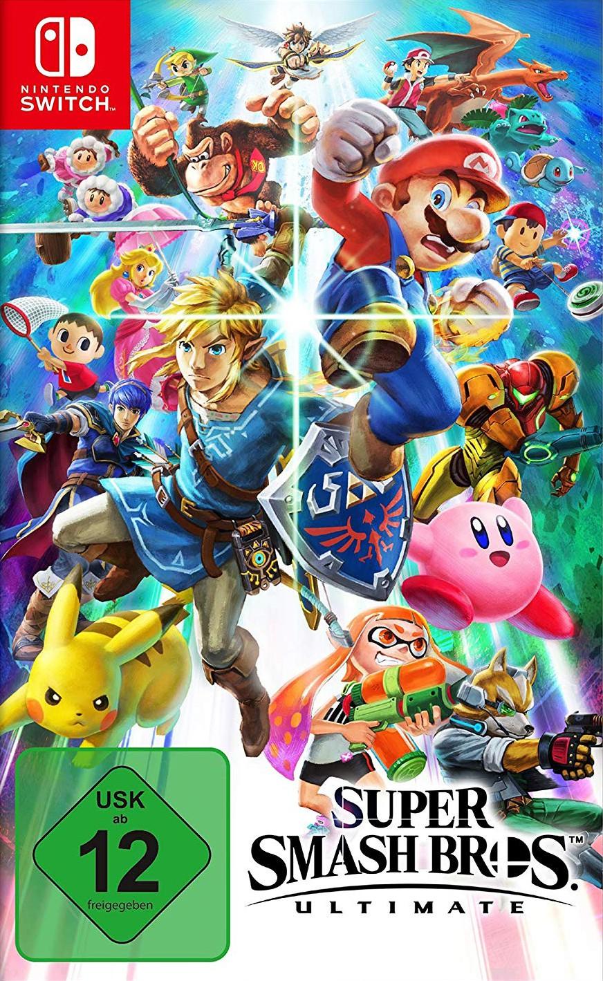 Nintendo Switch - Super Smash Bros. Ultimate