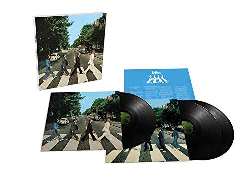 [Vinyl] [Amazon/MM/Saturn] Beatles-ABBEY ROAD - 50th Anniversary (Ltd. 3LP Box)