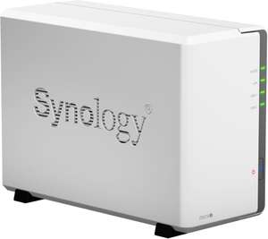 SYNOLOGY DS218j + 2x8 TB WD Red für 584,10€