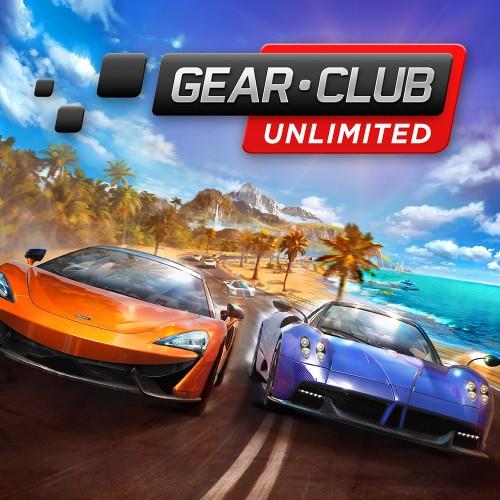 Gear.Club Unlimited (Switch) für 14,99€ oder für 8,10€ Mexiko (eShop)