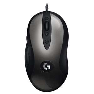 Logitech MX518 (Hero-Sensor, 16.000 DPI), Gaming-Maus