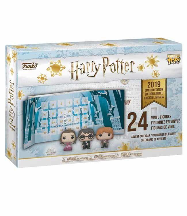 Harry Potter Funko Pocket Pop Adventskalender bei Thalia (online & VSK frei)