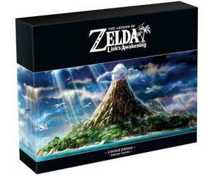 Nintendo Switch The Legend of Zelda - Link's Awakening (Limited Edition) [Expert Viersen]