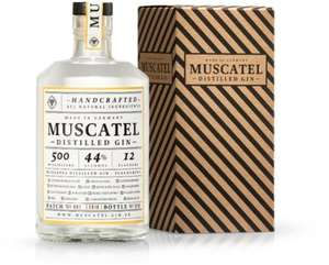 lokal in HH: Muscatel Gin 0,5l
