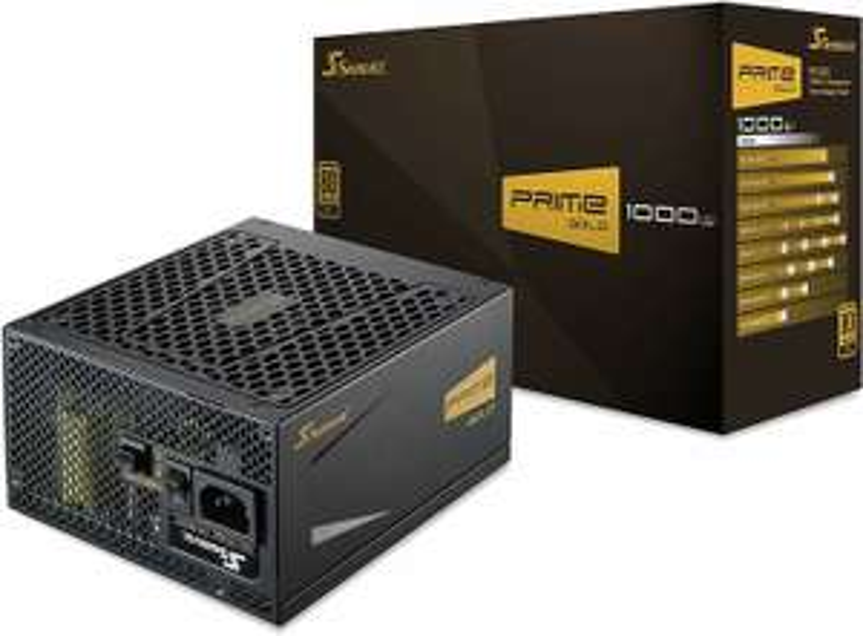 Seasonic PRIME Ultra Gold 1000W Netzteil (80+ Gold, vollmodular, ATX 12V)