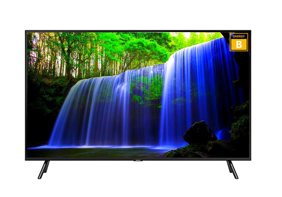 """Samsung GQ65Q70R QLED-TV (65"""", VA, QLED, FALD, 10bit, 750cd/m², 120Hz, FreeSync, 2x Triple Tuner, 4x HDMI)"""