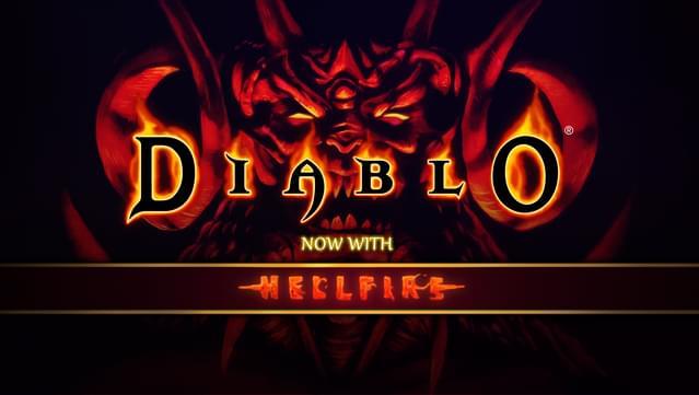 Diablo I + AddOn Hellfire für 7,69 [GOG]