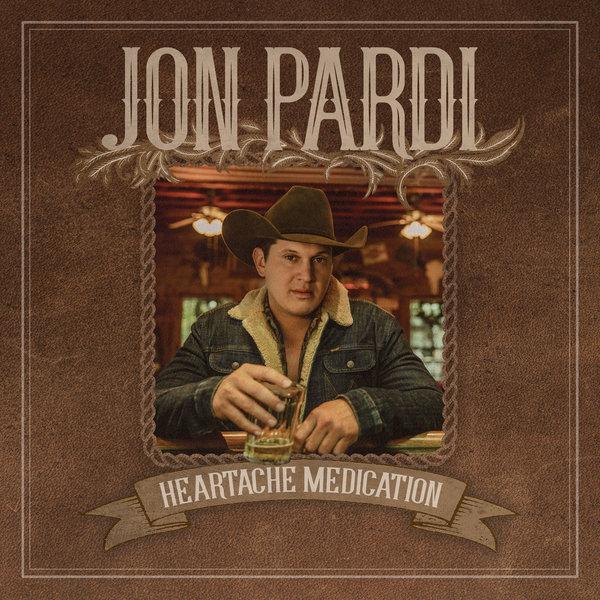 """[NPR First Listen] Das neue Album von Jon Pardi """"Heartache Medication"""" im Stream + Download"""