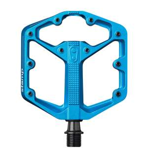 [ROSE Bikes] Crankbrothers Stamp 3 Pedal Blue (Small)
