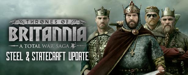 [Steam] Total War Saga: Thrones of Britannia