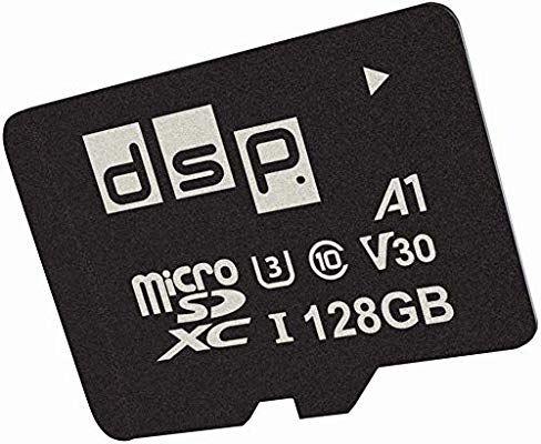 Amazon Prime DSP Memory MicroSD 128GB A1, V30  , U3