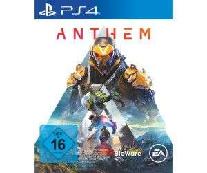 Anthem (PS4) [Saturn & Mediamarkt Abholung]